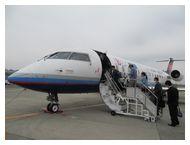 伊丹⇒福岡の飛行機